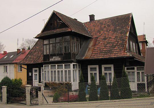 """Willa """"Racławice"""" z 1877 roku."""
