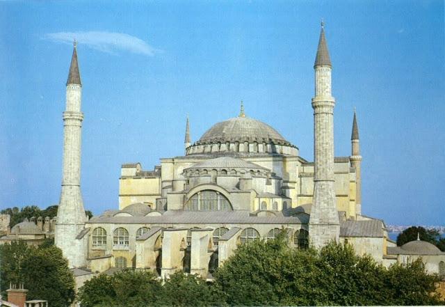 Περίεργα γεγονότα στην Αγιά Σοφιά τρομάζουν τους Τούρκους! Τι αναφέρει ο τουρκικός Τύπος!...