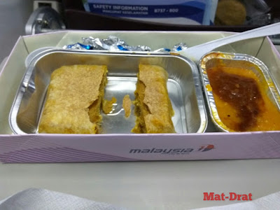 MAS Inflight Meal -