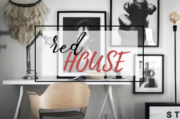 Red house, pareado en Estocolmo by Habitan2 | Decoración de hogar y eventos de estilo nórdico