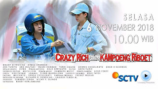 Pemain FTV Crazy Rich from Kampoeng Riboet