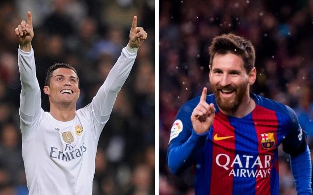 Real Madrid Vs Barcelona Online