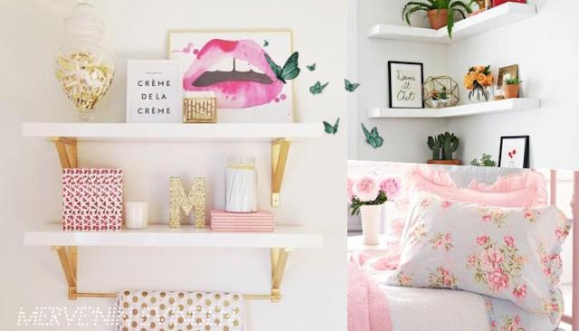 çeyiz alışverişi romantik vintage yatak odaları