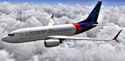 Info Flight Sriwijaya Air Januari 2018