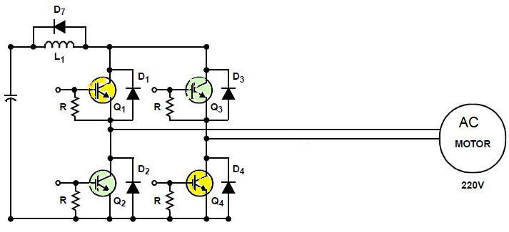 what determines the speed of an ac motor