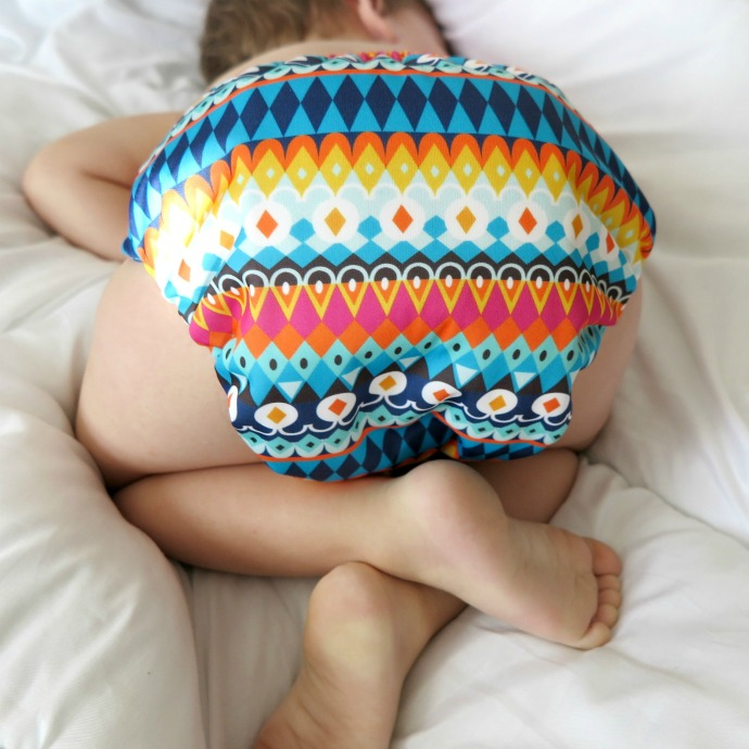cloth nappy, totsbots, reasons to use cloth, reusable diapers