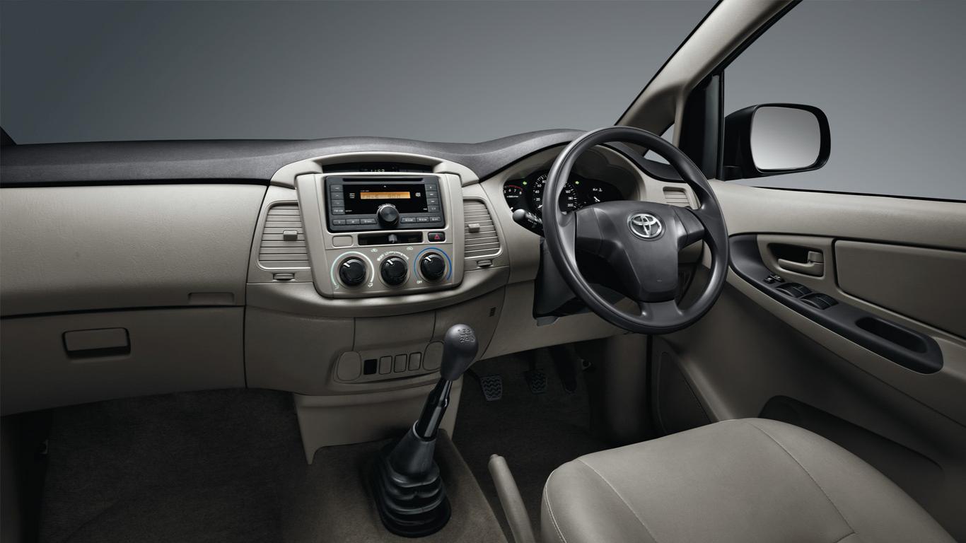Perbedaan All New Kijang Innova Tipe G Dan V Toyota Yaris Trd Warna Merah Grand J Dikta Informasi Produk