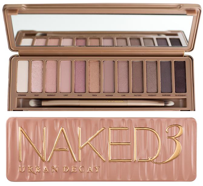 Naked 3 Uban Decay