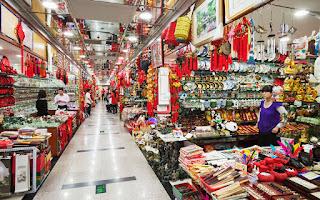 Hongqiao Market