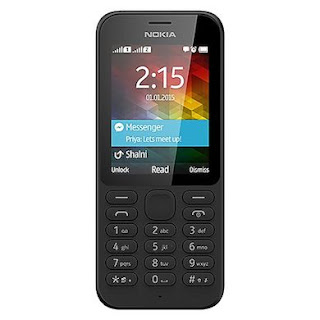 Nokia 215 RM-1110 Bin Flash File
