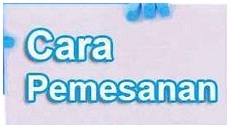 CARA ORDER CREAM SARI PT.SARI