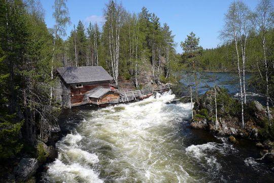 Oulanka National Park, Finlandia