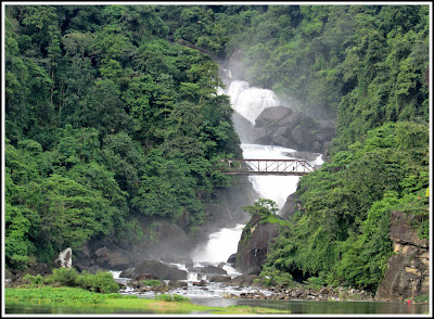 Borohill Water Falls, Pang Thu Mai Village, Bichanakandi, Sylhet, Beautiful Bangladesh, বিসানাকান্দি, Trip Navigation Bangladesh