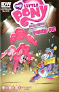 My Little Pony Micro Series #5 Comic Cover Source Variant