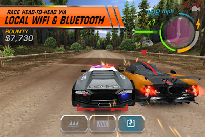 Need for Speed: Hot Pursuit Apk Race Head-to-Head