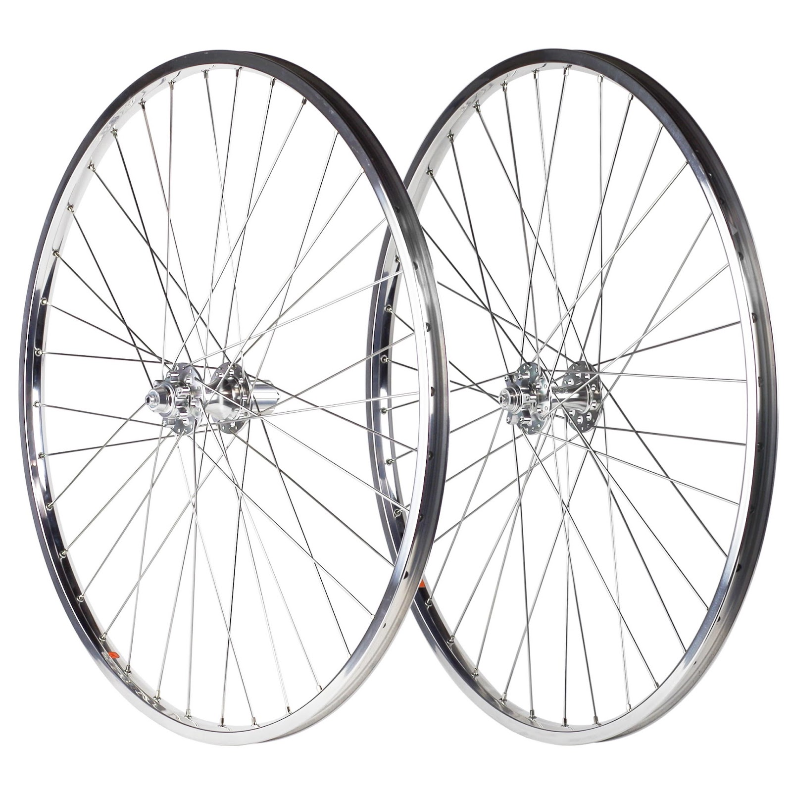 We had these wheels available as front or rear built up by our us wheel builder for a couple reasons the big one was these will be perfect for folks