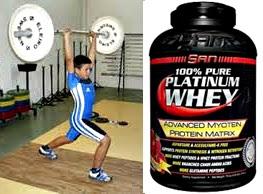 Platinum whey protein menor de edad