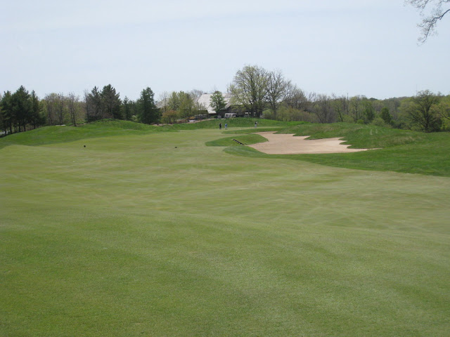 Blackwolf Run in Wisconsin has a composite course