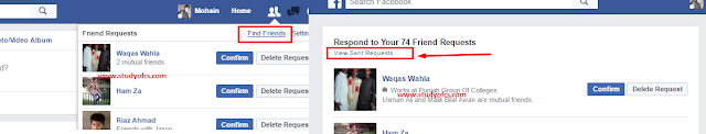 old facebook trick to unblock your sent request
