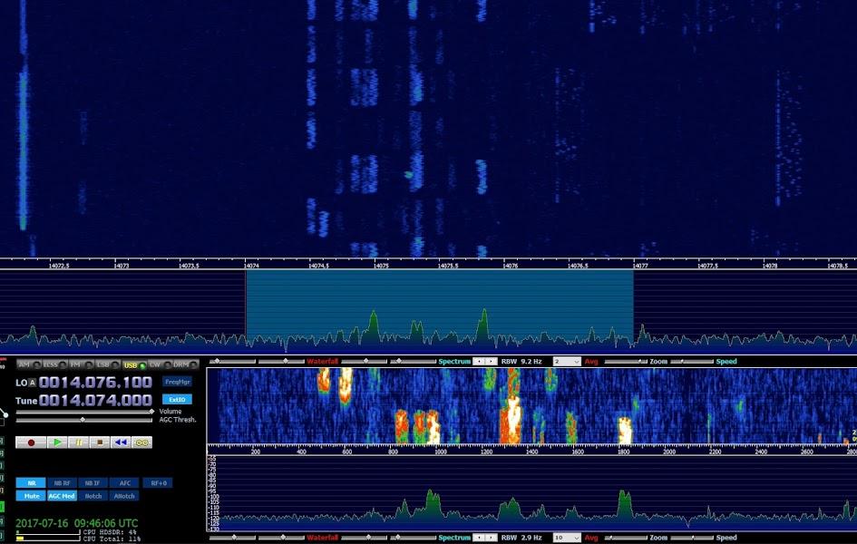 FT8 : Non ce n'est pas un nouveau Yaesu mais un nouveau mode de transmission radioamateur Ft-8