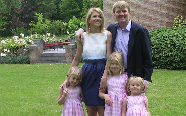 willem alexander maxima kinderen wallpaper