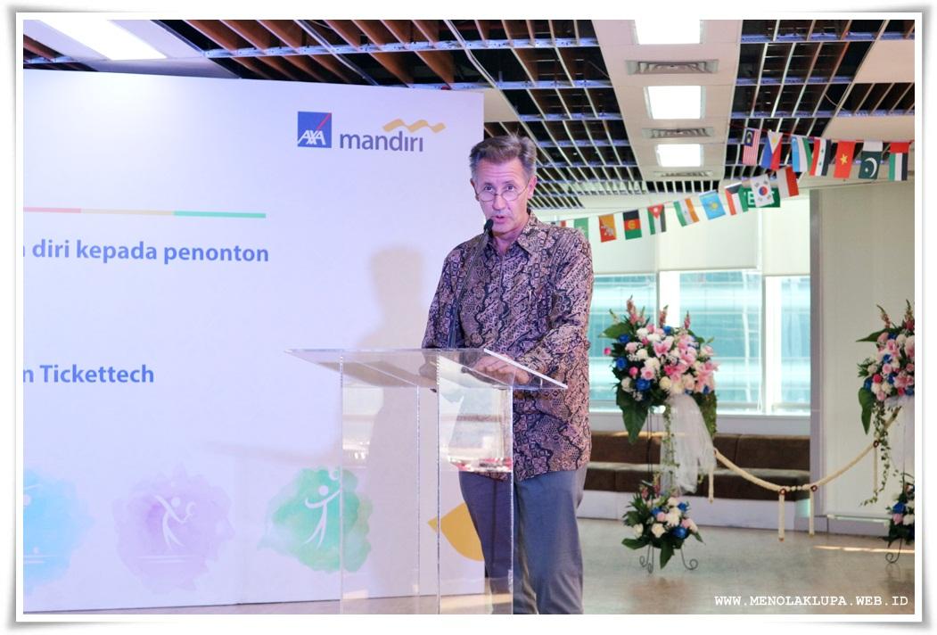 Mr. Paul-Henri Rastoul President Director of MAGI