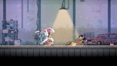 Katana Zero Game Screenshot 8