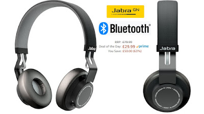 donline 39 s blog deal of the day top brand bluetooth headphones under 30. Black Bedroom Furniture Sets. Home Design Ideas