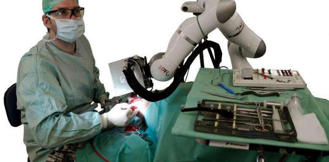 Use of Robots in Medical Science Today and the Future 2