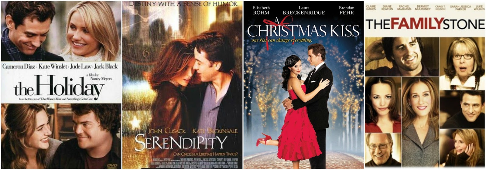 20 Romantic Christmas Movies | Twinkling Trees