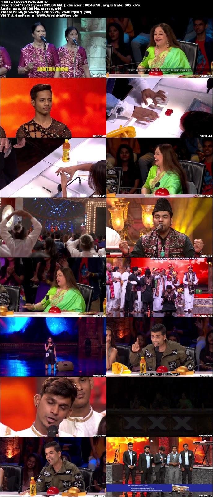 India's Got Talent S08 Episode 14 720p WEBRip 250mb x264 world4ufree.viptv show India's Got Talent Season 8 Star Plus tv show HD 720p free download or watch online at world4ufree.vip
