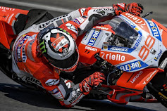 Hasil Kualifikasi MotoGP Aragon 2018, Lorenzo Pole, Marquez Ketiga