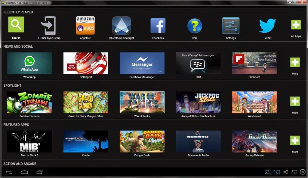 OS Android for PC | GADO-GADO BLOG