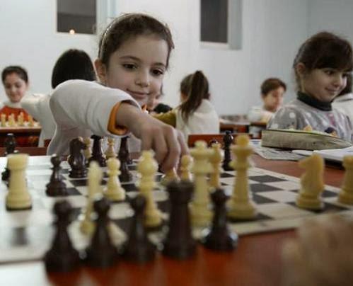 Armenia discute si el ajedrez seguirá en la escuela