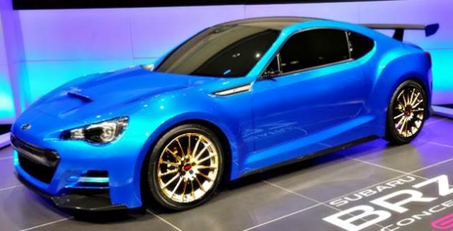 Subaru BRZ Horsepower, Specs and Release Date