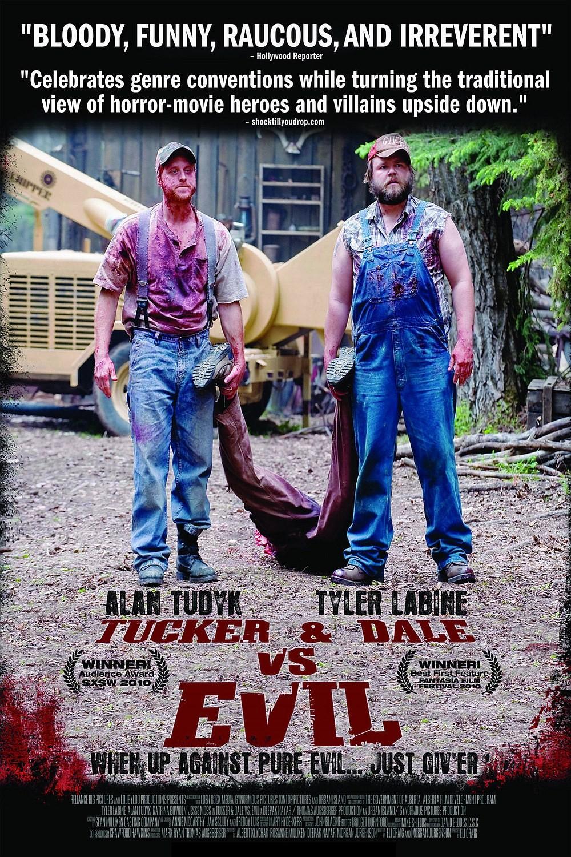 Trucker And Dale Vs Evil