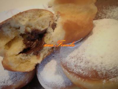 Krafne / Donuts
