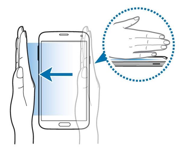 Galaxy Note 8'de Ekran Görüntüsü Nasıl Alınır?