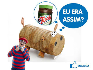 Rinocerente de Frasco de Toddy.