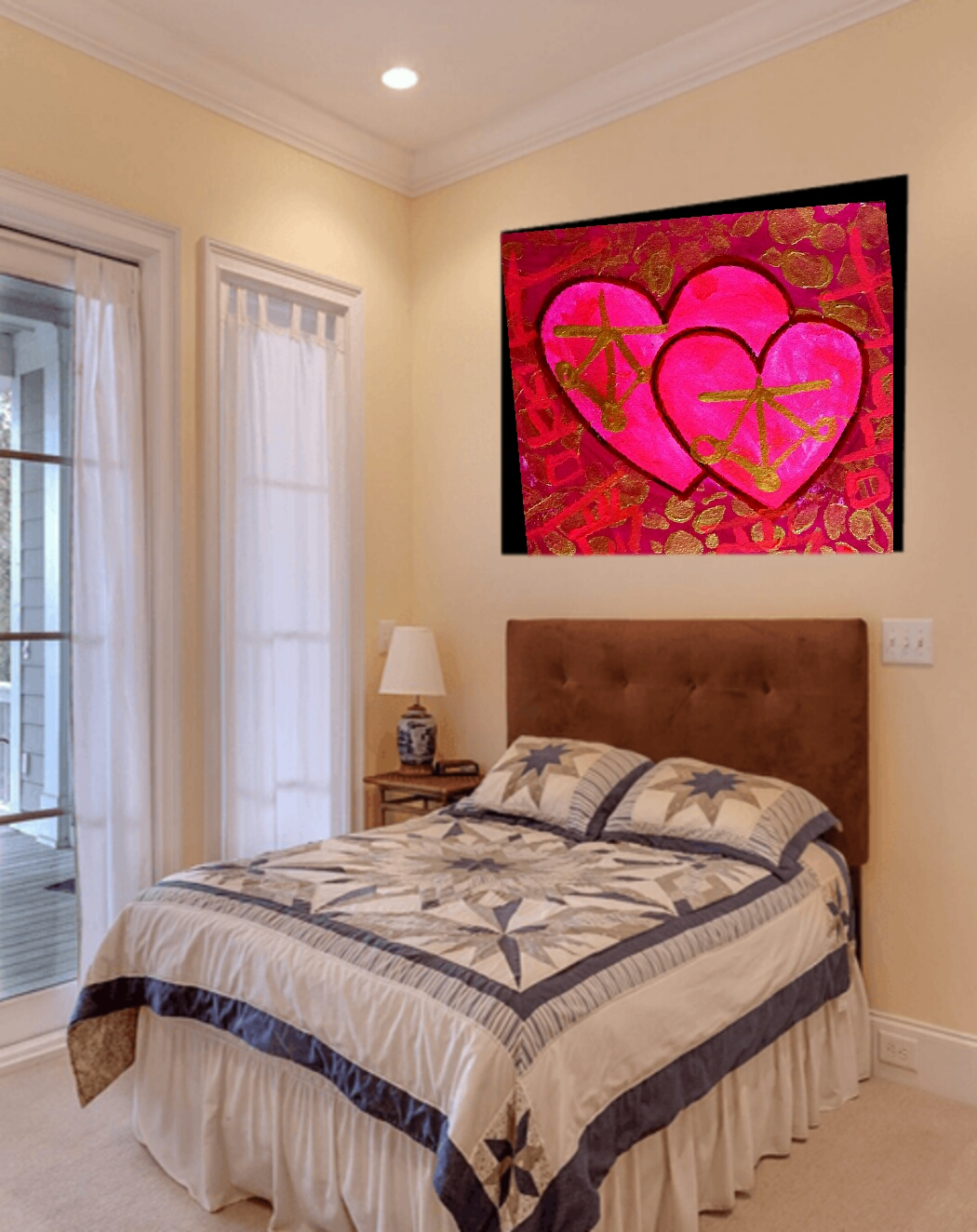 Feng shui simple cures how to rekindle the fire of for Feng shui fireplace in bedroom
