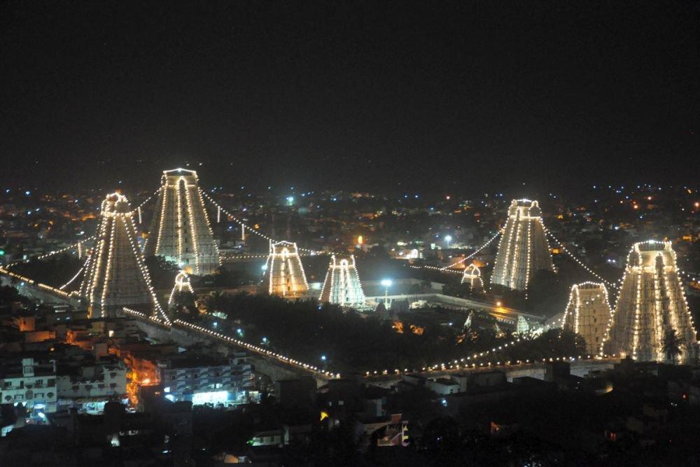 Arunachala Grace Maha Deepam Calendar 2012 2022