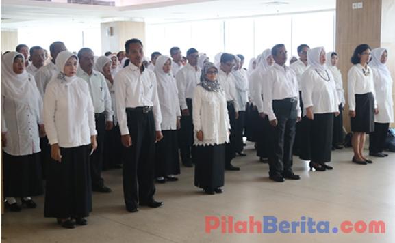 ALHAMDULILLAH, RATUSAN GURU BANTU DKI JAKARTA JADI PNS