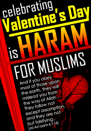 valentine,s day  according to Islam