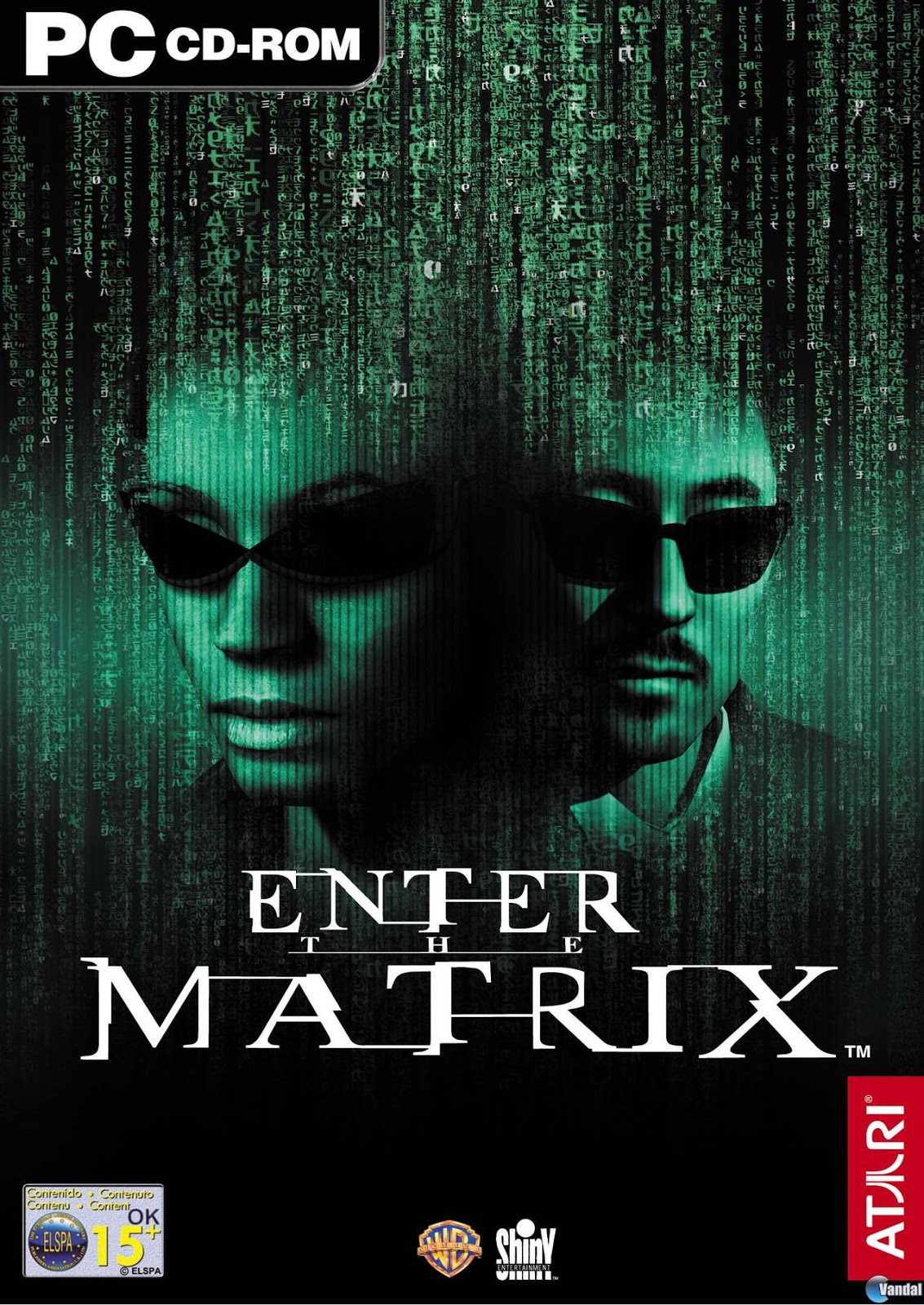 Enter The Matrix Pc Espanol Google Drive Juegos De Pc
