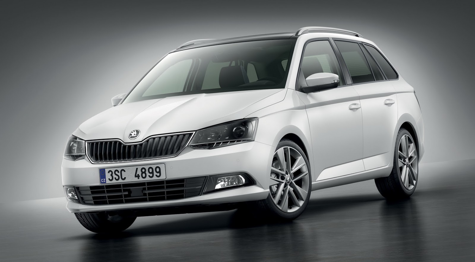 new skoda fabia combi breaks cover. Black Bedroom Furniture Sets. Home Design Ideas