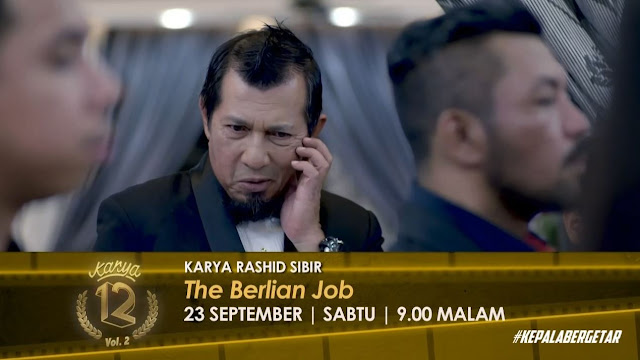 The Berlian Job
