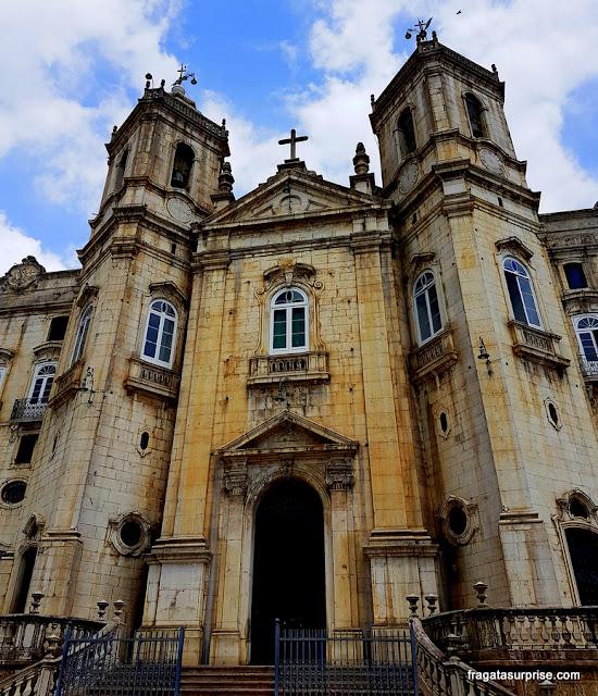 Salvador - Igreja da Conceição da Praia