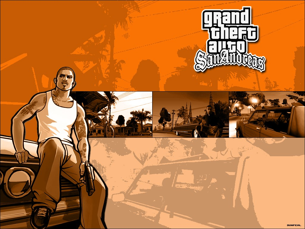 Courtney Baird Grand Theft Auto San Andreas Wallpaper Hd