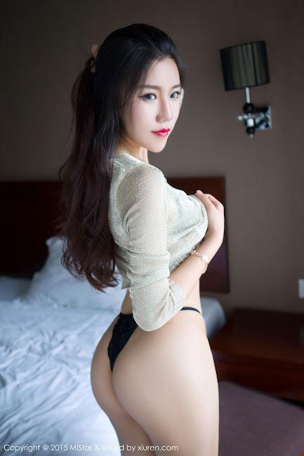 MiStar Vol.040 - Người mẫu Nicole Ni Ke