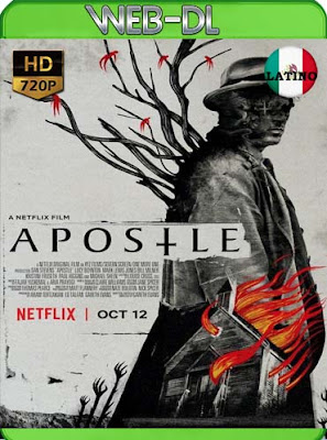 Apostle (2018) ​HD [720p WEB-DL] [GoogleDrive] DizonHD